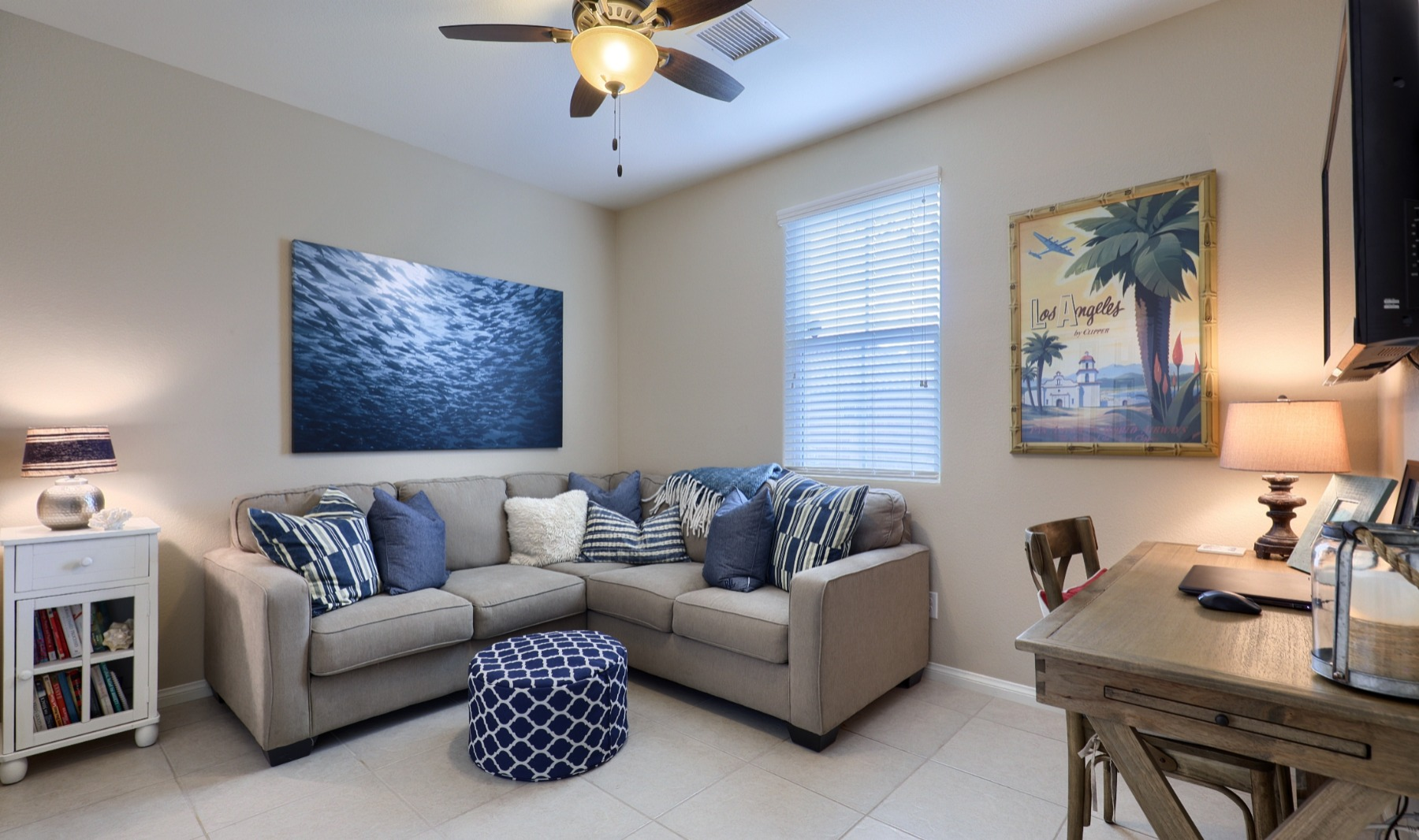 Inviting Open Floor Plan | Spacious retreat or home office