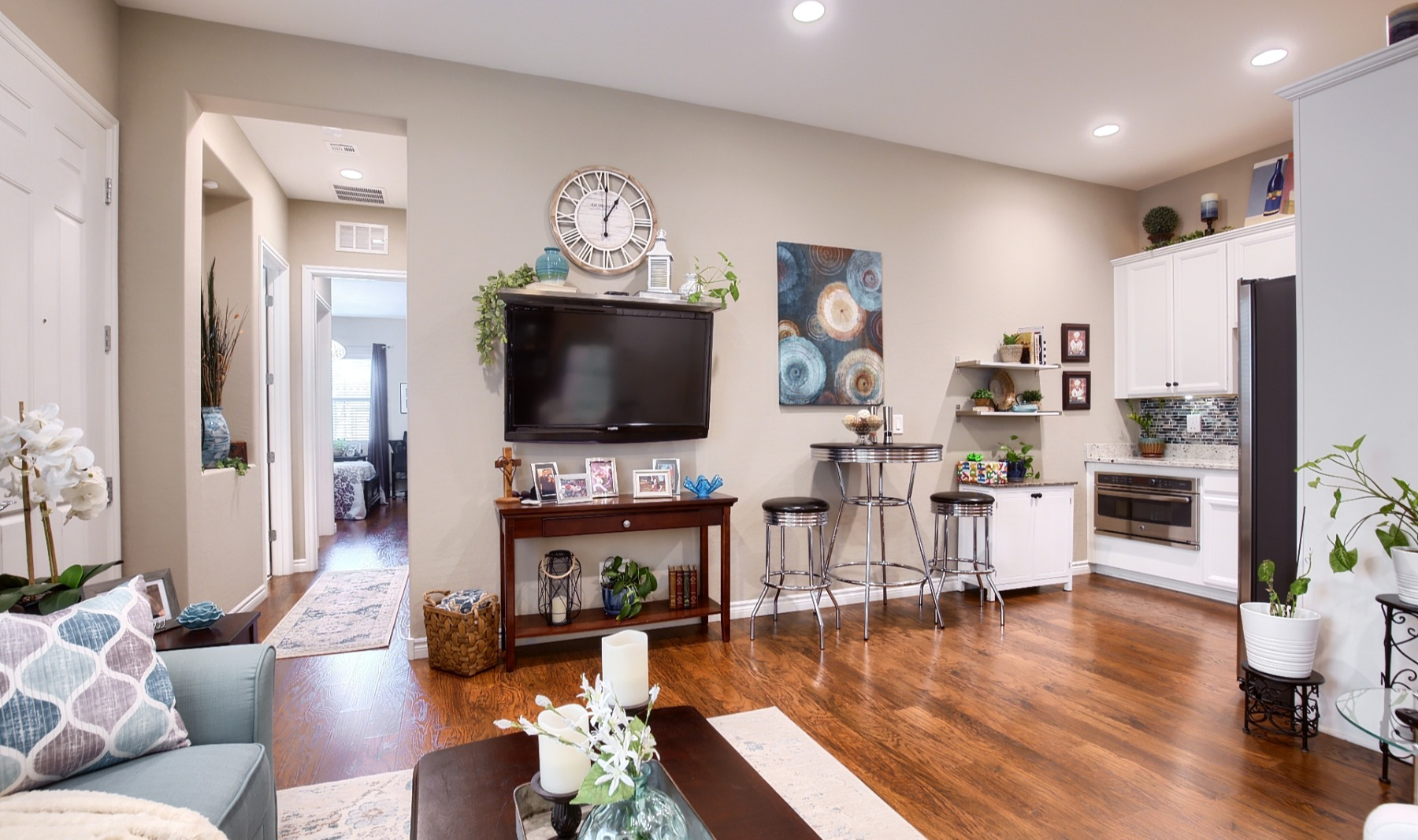 Beautiful Lennar Home | Next Gen living area