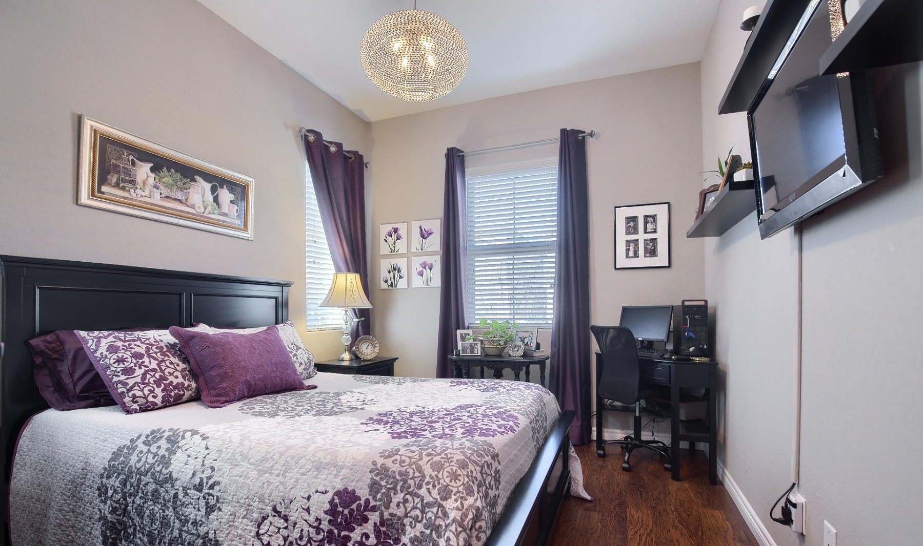 Beautiful Lennar Home | Next Gen bedroom