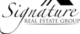 Helen Presser Signature Real Estate Group Logo